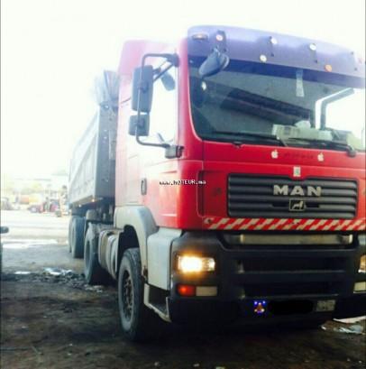 شاحنة في المغرب مان تجا 360 - 123014