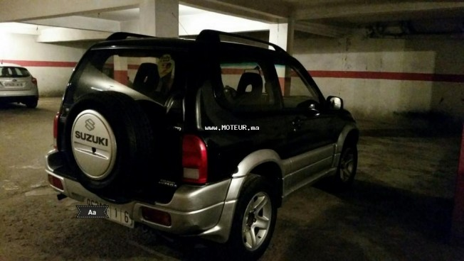 suzuki grand vitara 2003 diesel 70452 occasion. Black Bedroom Furniture Sets. Home Design Ideas