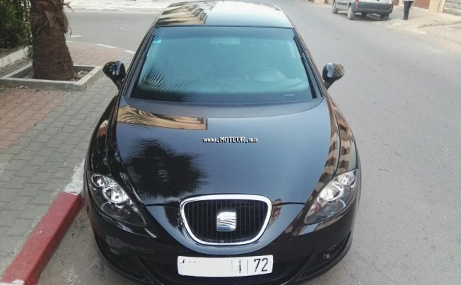 seat leon 2007 diesel 110890 occasion casablanca maroc. Black Bedroom Furniture Sets. Home Design Ideas