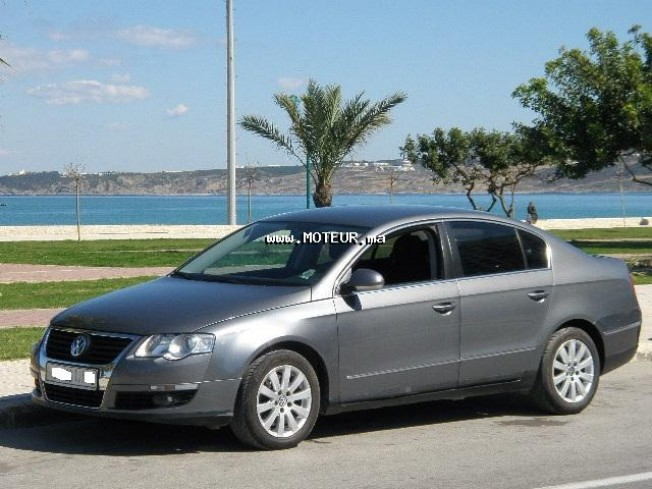 volkswagen passat 1 9 tdi 2006 diesel 95841 occasion tanger maroc. Black Bedroom Furniture Sets. Home Design Ideas