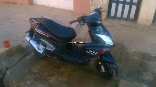 Moto au Maroc BUZZ Bxm Hh - 133015