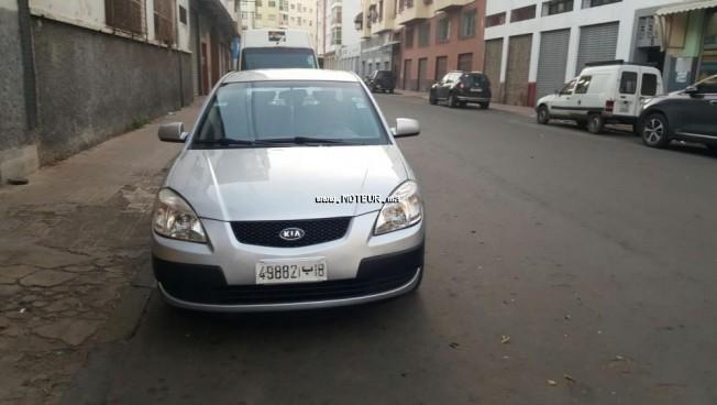 kia rio occasion diesel jusqu 39 2009 maroc annonces voitures. Black Bedroom Furniture Sets. Home Design Ideas
