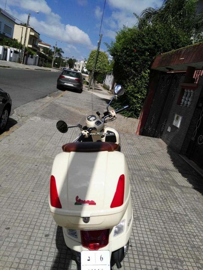 دراجة نارية في المغرب فيسبا جتف 250 gtv ie - 133460