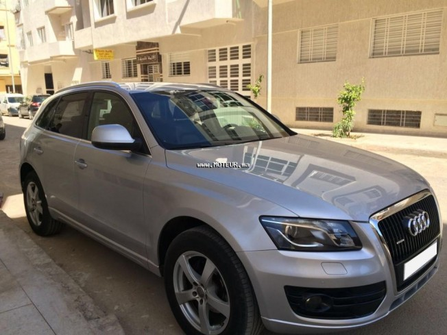audi q5 2 0 tdi quatro 2010 diesel 90886 occasion fes maroc. Black Bedroom Furniture Sets. Home Design Ideas