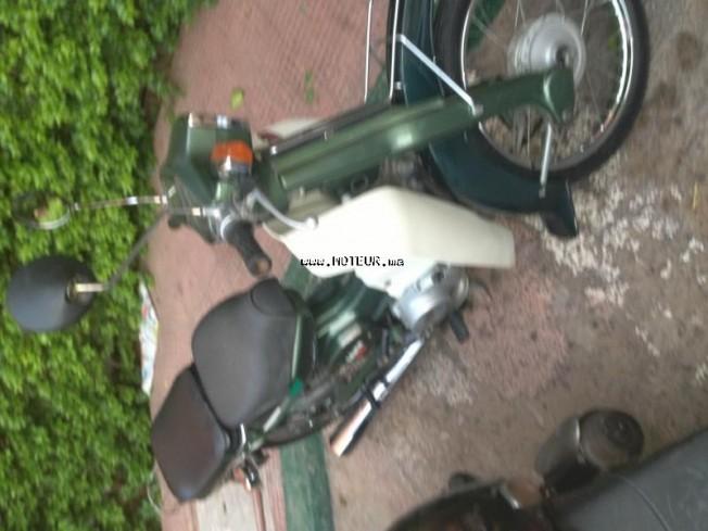 Moto au Maroc YAMAHA Mate - 129844