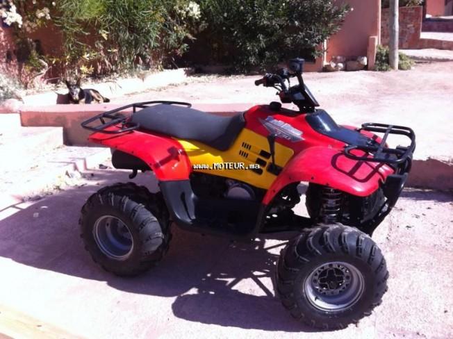 Moto au Maroc POLARIS Sportsman 700 x2 efi 700 - 130079