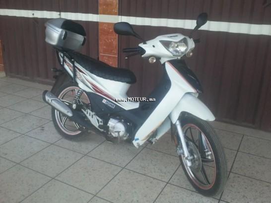 دراجة نارية في المغرب كيمكو فيسا R 72 - 128729