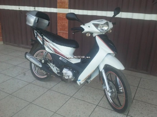 Moto au Maroc KYMCO Visa R 72 - 128729