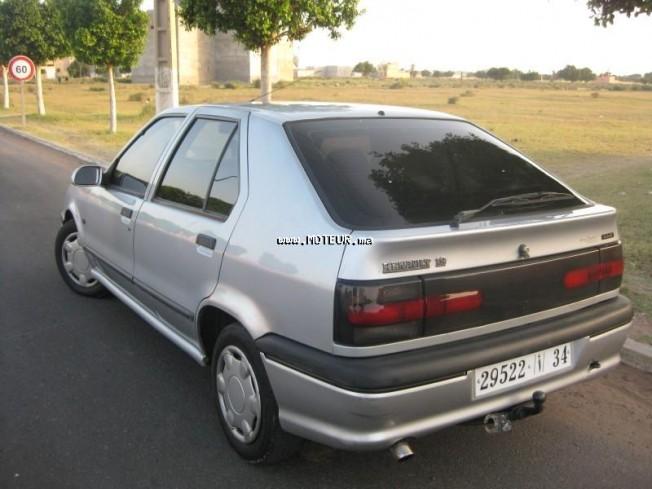 renault r19 turbo alize 1995 diesel 44745 occasion agadir maroc. Black Bedroom Furniture Sets. Home Design Ideas