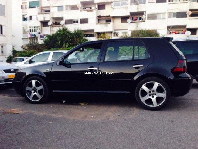 volkswagen golf 4 1 9 tdi gti 2003 diesel 62664 occasion rabat maroc. Black Bedroom Furniture Sets. Home Design Ideas