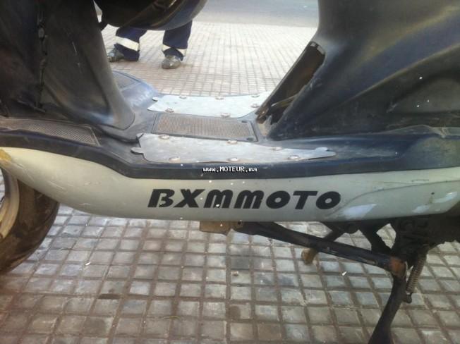 Moto au Maroc BUZZ Bxm 50 - 129200