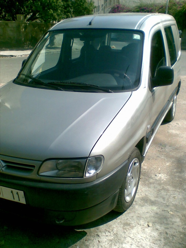 citroen berlingo 2002 diesel 10371 vendre casablanca. Black Bedroom Furniture Sets. Home Design Ideas