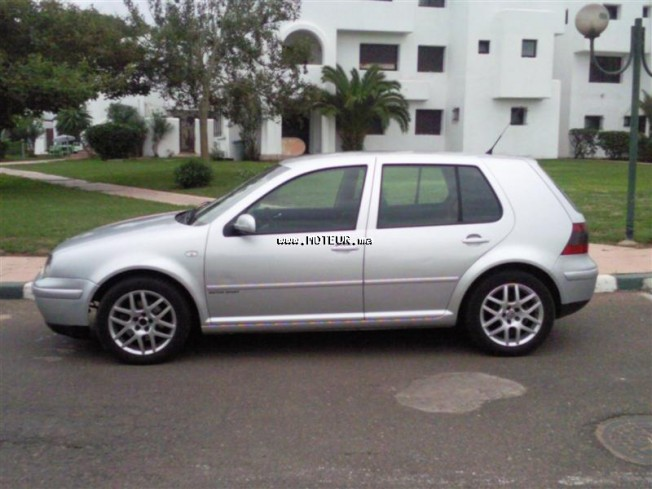volkswagen golf 4 tdi 2001 diesel 16369 occasion el jadida maroc. Black Bedroom Furniture Sets. Home Design Ideas