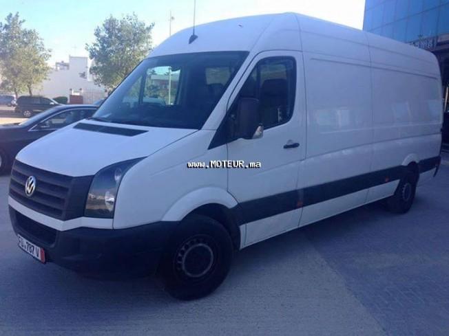 volkswagen crafter 2012 2012 diesel 96288 occasion tetouan maroc. Black Bedroom Furniture Sets. Home Design Ideas