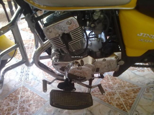 دراجة نارية في المغرب جينلون جل 125-11 125 r - 124501