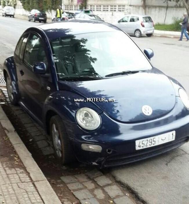 volkswagen new beetle d 39 occasion maroc vendre. Black Bedroom Furniture Sets. Home Design Ideas