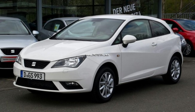 seat ibiza 2011 diesel 82383 occasion rabat maroc. Black Bedroom Furniture Sets. Home Design Ideas