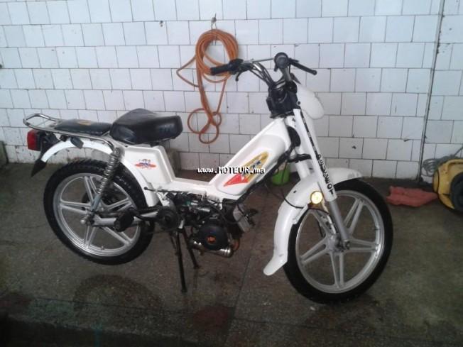 دراجة نارية في المغرب بيجو فوكس - 131574