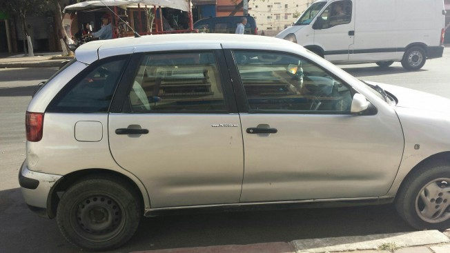 Voiture au Maroc SEAT Ibiza - 118633