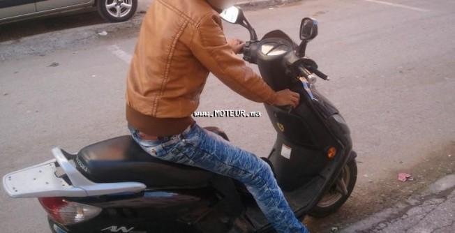 Moto au Maroc SUZUKI An 125 c - 130026