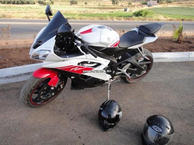 Moto au Maroc YAMAHA Yzf-r6 600r - 128025