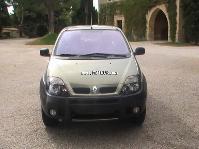 renault scenic rx4 1 9 dci 2002 diesel 14942 occasion. Black Bedroom Furniture Sets. Home Design Ideas