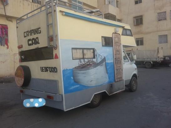 شاحنة في المغرب بيدفورد اوتري 7 - 123169