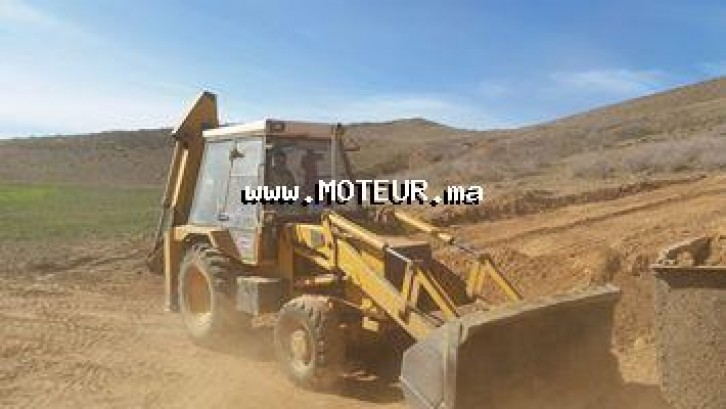 شاحنة في المغرب جسب 3سي إيكس Turbo - 123125