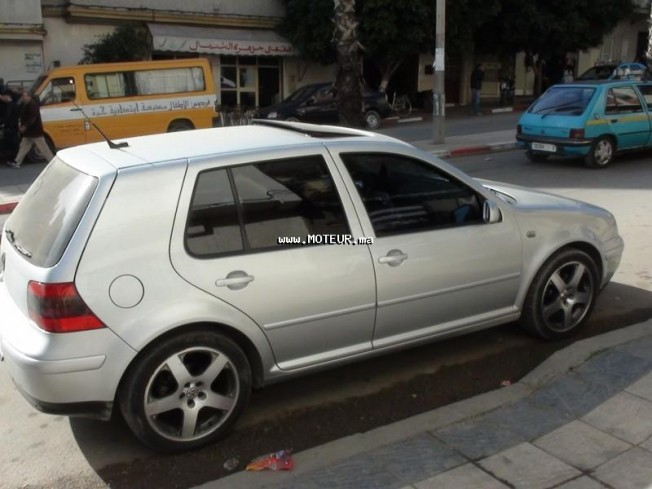 volkswagen golf 4 4 tdi 2002 diesel 40851 occasion tanger maroc. Black Bedroom Furniture Sets. Home Design Ideas