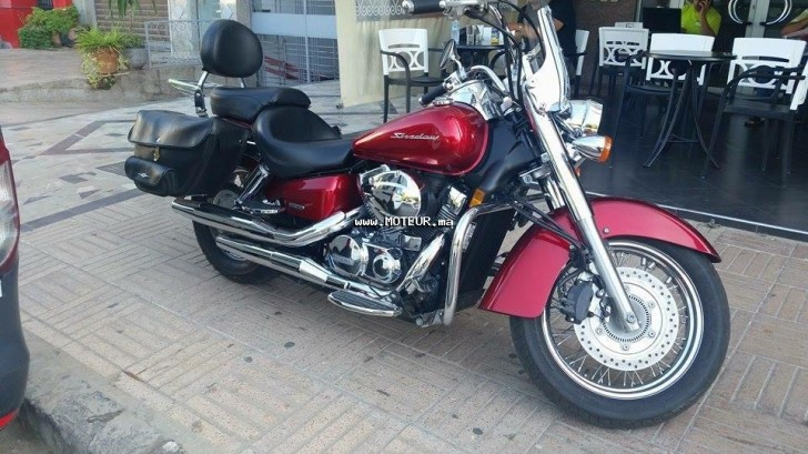 Moto au Maroc HONDA Shadow - 132551