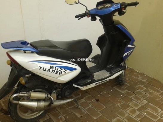 Moto au Maroc BUZZ Bxm 2009 - 130016