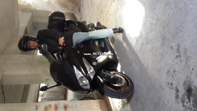 Moto au Maroc YAMAHA T-max 500 500 - 130328