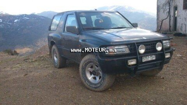 opel frontera 4x4 1996 essence 28321 occasion tanger maroc. Black Bedroom Furniture Sets. Home Design Ideas
