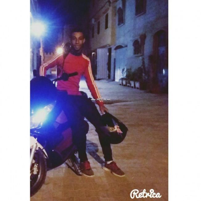 دراجة نارية في المغرب هوندا بسي إيكس - 133961