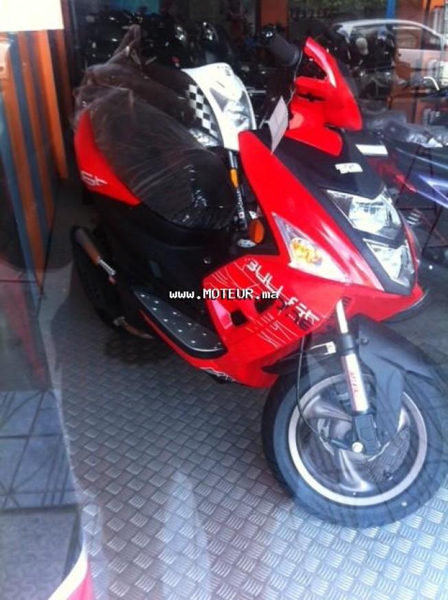 Moto au Maroc TGB Bullet 50 - 131287