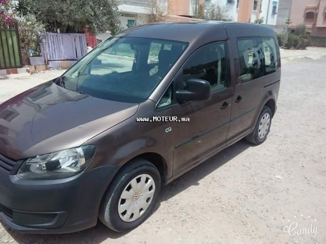 volkswagen caddy 2011 diesel 99578 occasion agadir maroc. Black Bedroom Furniture Sets. Home Design Ideas