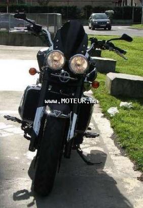 Moto au Maroc TRIUMPH Rocket iii Roadster - 130513