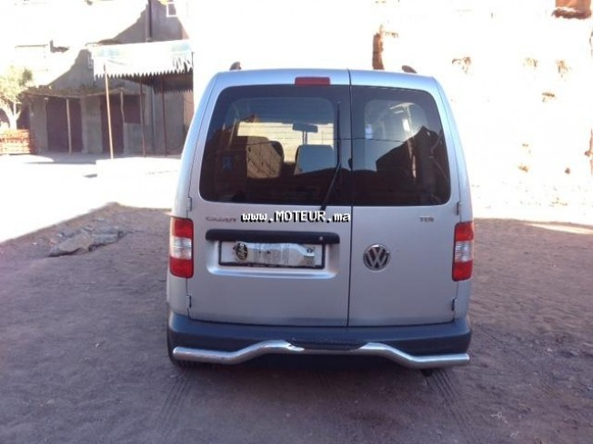 volkswagen caddy 2008 diesel 80412 occasion ouarzazate maroc. Black Bedroom Furniture Sets. Home Design Ideas