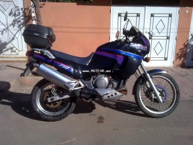 Moto au Maroc YAMAHA Xtz 750 - 131134
