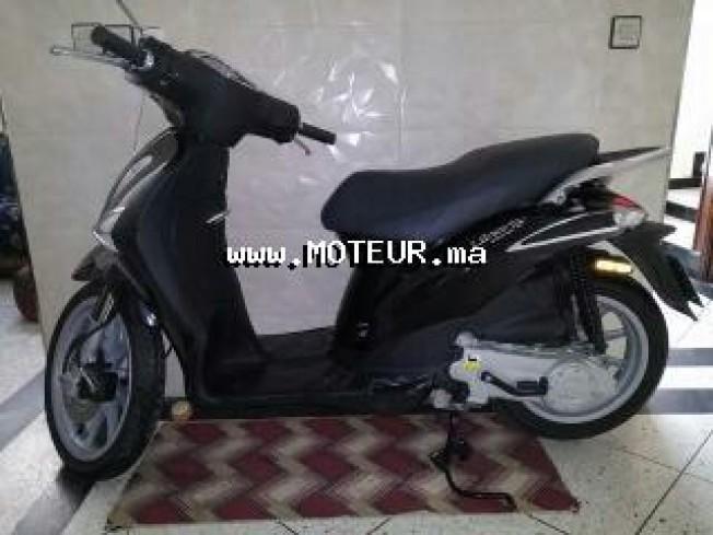دراجة نارية في المغرب بياججيو ليبيرتي 50 50 - 133863