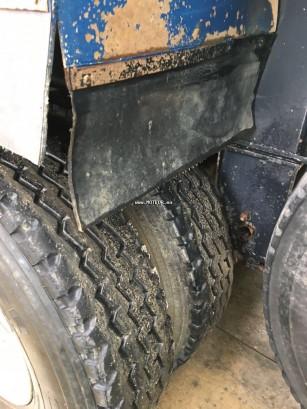 Camion au Maroc VOLVOFm Master benne - 123035