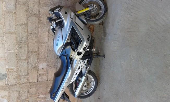 Moto au Maroc SUZUKI Gsx-r 750 - 133325