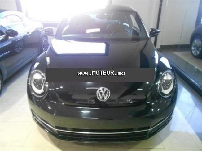 volkswagen new beetle 2013 diesel 44537 occasion casablanca maroc. Black Bedroom Furniture Sets. Home Design Ideas
