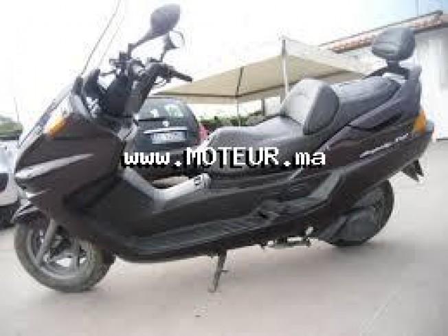 Moto au Maroc YAMAHA Majesty 250 - 130057