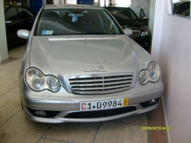 mercedes 220 cdi 2006 diesel 20814 occasion khouribga maroc. Black Bedroom Furniture Sets. Home Design Ideas