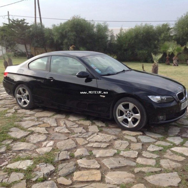 Bmw serie 3 320i coupe 2008 essence 58827 occasion - Bmw serie 3 coupe occasion ...