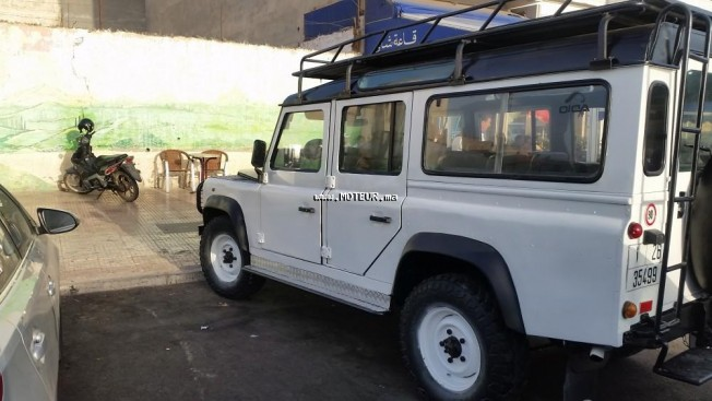 land rover defender 110 1999 diesel 69493 occasion agadir maroc. Black Bedroom Furniture Sets. Home Design Ideas