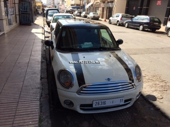 mini cooper 1 6 2007 diesel 67073 occasion casablanca maroc. Black Bedroom Furniture Sets. Home Design Ideas