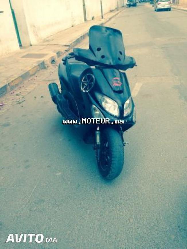 Moto au Maroc YAMAHA Majesty 125 - 132279
