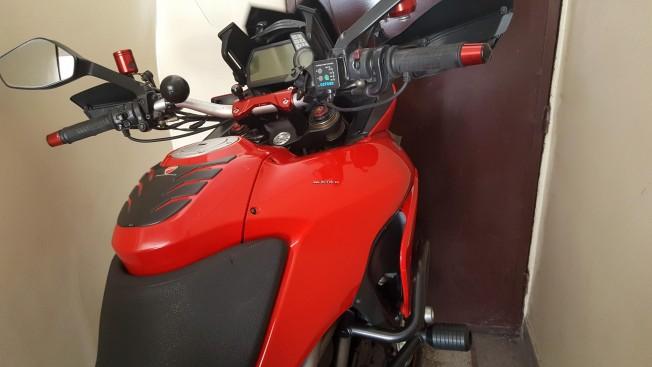 Moto au Maroc DUCATI Multistrada mts 1100 1200 abs - 133996